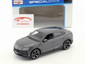 Lamborghini Urus gray metallic 1:24 Maisto