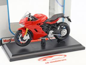 Ducati Supersport S rouge 1:18 Maisto