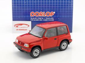 Suzuki Vitara / Escudo RHD red 1:18 Dorlop