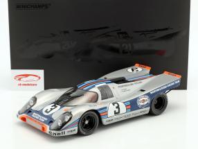 Porsche 917K #3 vincitore 12h Sebring 1971 Elford, Larrousse 1:12 Minichamps