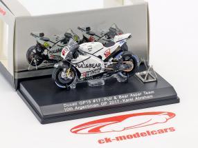 Karel Abraham Ducati GP15 #17 Argentina MotoGP 2017 1:43 Spark