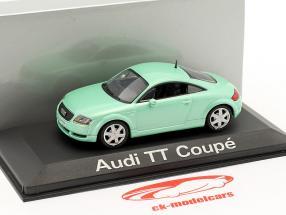 Audi TT Coupe dakarbeige metallic 1:43 Minichamps