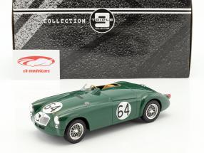 MG EX182 #64 24h LeMans 1955 Lund, Waeffler 1:18 Triple9
