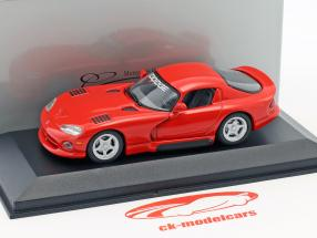 Dodge Viper Coupe red 1:43 Minichamps