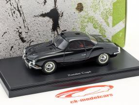 Zunder Cupe anno di costruzione 1964 nero 1:43 AutoCult