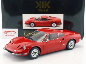 Ferrari 246 GT Dino année de construction 1973 rouge 1:12 KK-Scale