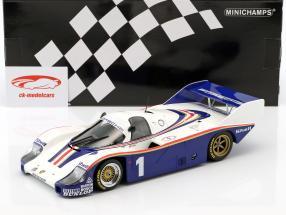 Porsche 956K #1 class winner 6h Silverstone 1982 Ickx, Bell 1:18 Minichamps