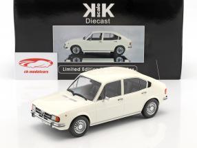 Alfa Romeo Alfasud Anno 1974 bianco 1:18 KK-Scale