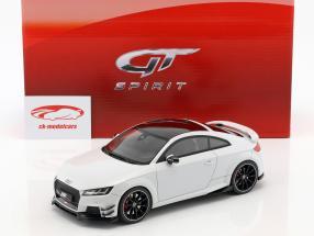 Audi ABT RS-R Afficher moteur Genève 2017 glacier blanc 1:18 GT-Spirit