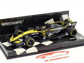 Carlos Sainz jr. Renault R.S.18 #55 formule 1 2018 1:43 Minichamps