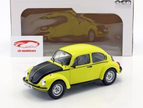 Volkswagen VW Käfer 1303 GSR anno di costruzione 1973 giallo / nero 1:18 Solido