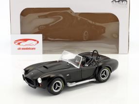 AC Cobra MKII 427 year 1965 black 1:18 Solido