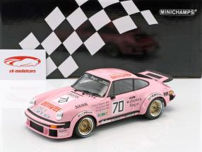 Porsche 934 #70 24h LeMans 1981 Klassensieger Gr. 4 1:18 Minichamps