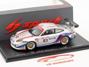 Porsche 911 GT3-R #83 24h LeMans 2000 Müller, Luhr, Wollek 1:43 Spark