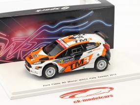Ford Fiesta R5 #35 Winner WRC2 Rally Sweden 2018 Katsuta, Salminen 1:43 Spark