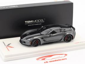Chevrolet Corvette Grand Sport Watkins Glen gray metallic 1:43 TrueScale
