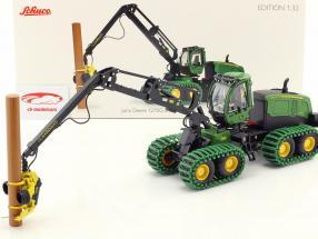John Deere 1270G 8W Harvester vert 1:32 Schuco