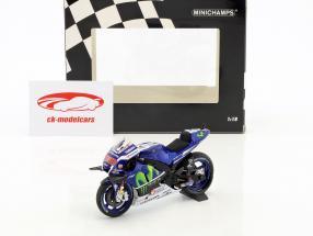 Jorge Lorenzo Yamaha YZR-M1 #99 MotoGP 2016 1:18 Minichamps