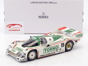 Porsche 962 C #19 3 ° 1000km Mugello 1985 Bellof, Boutsen 1:18 Norev
