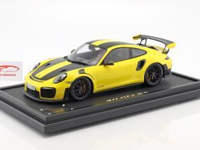 Porsche 911 (991 II) GT2 RS giro record Nürburgring 2017 6:47,3 min 1:12 Spark