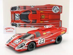 Porsche 917K #23 vencedor 24h LeMans 1970 Attwood, Herrmann 1:12 Norev