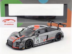 Audi R8 LMS #25 vencedor 24h Spa 2017 Gounon, Winkelhock, Haase 1:18 Paragon Models