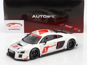 Audi R8 LMS #1 Presentation Car motore Visualizza Ginevra 2016 1:18 AUTOart