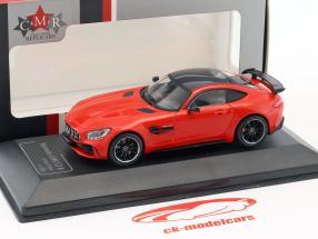 Mercedes-Benz AMG GT-R jupiter red 1:43 CMR