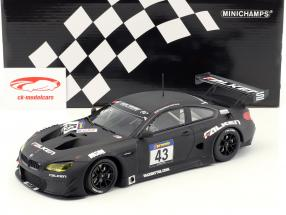 BMW M6 GT3 #43 DMV 250 miglia gara VLN 2016 Imperatori, Eng 1:18 Minichamps