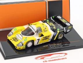 Porsche 956B #7 ganador 24h LeMans 1984 Ludwig, Pescarolo, Johansson 1:43 Ixo