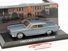Lincoln Continental Opførselsår 1965 madison grå 1:43 Greenlight
