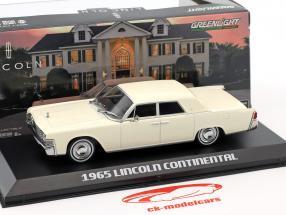 Lincoln Continental anno di costruzione 1965 wimbledon bianco 1:43 Greenlight