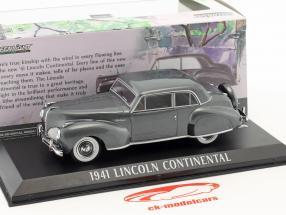 Lincoln Continental Baujahr 1941 grau metallic 1:43 Greenlight
