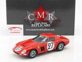 Ferrari 250 GTO 64 #27 9de 24h LeMans 1964 Tavano, Grossmann 1:18 CMR
