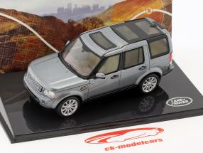 Land Rover Range Rover Discovery 4 indus prata 1:43 Ixo