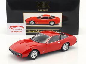 Ferrari 365 GTC/4 ano de construção 1971 vermelho 1:18 KK-Scale