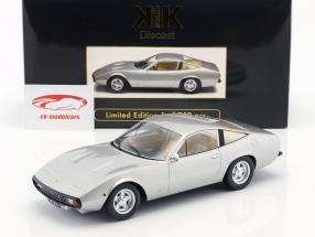 Ferrari 365 GTC/4 Bouwjaar 1971 zilver 1:18 KK-Scale