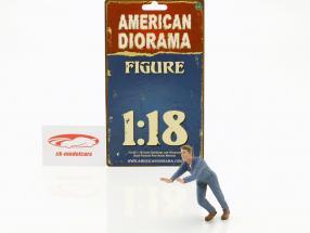 mecânico Darwin figura 1:18 American Diorama