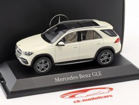 Mercedes-Benz GLE (V167) Bouwjaar 2018 designo diamant wit bright 1:43 Norev