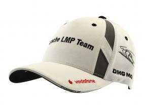 Porsche LMP Team Cap #2 Timo Bernhard gagnant 24h LeMans 2017 blanc