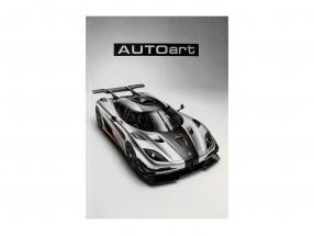 AUTOart catalogue 2019