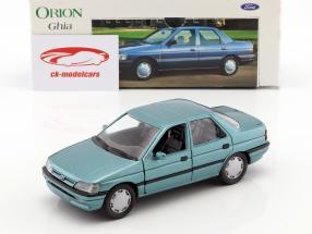 Ford Orion Ghia grøn metallisk 1:24 Schabak