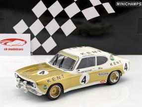Ford Capri RS 2600 #4 24h Spa 1972 Franck, Fritzinger 1:18 Minichamps