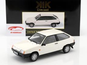 Lada Samara Baujahr 1984 weiß 1:18 KK-Scale
