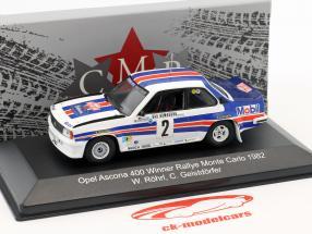 Opel Ascona 400 #2 ganador Rallye Monte Carlo 1982 Röhrl, Geistdörfer 1:43 CMR