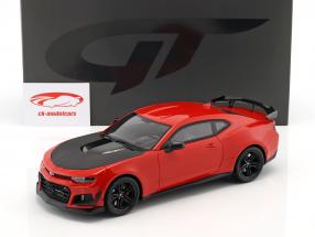 Chevrolet Camaro ZL1 1LE Nürburgring record year 2017 red 1:18 GT-Spirit