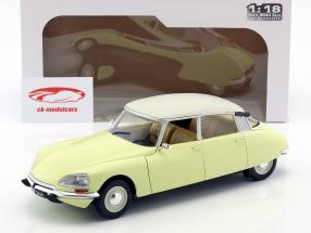 Citroen D Special Opførselsår 1955–1975 panama gul 1:18 Solido