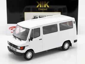 Mercedes-Benz 208 D bus Opførselsår 1988 hvid 1:18 KK-Scale