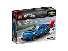 Carros de corrida LEGO® Speed Champions Chevrolet Camaro ZL1