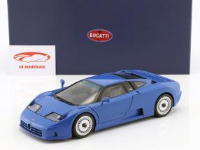 Bugatti EB110 GT Baujahr 1991 blau 1:18 AUTOart